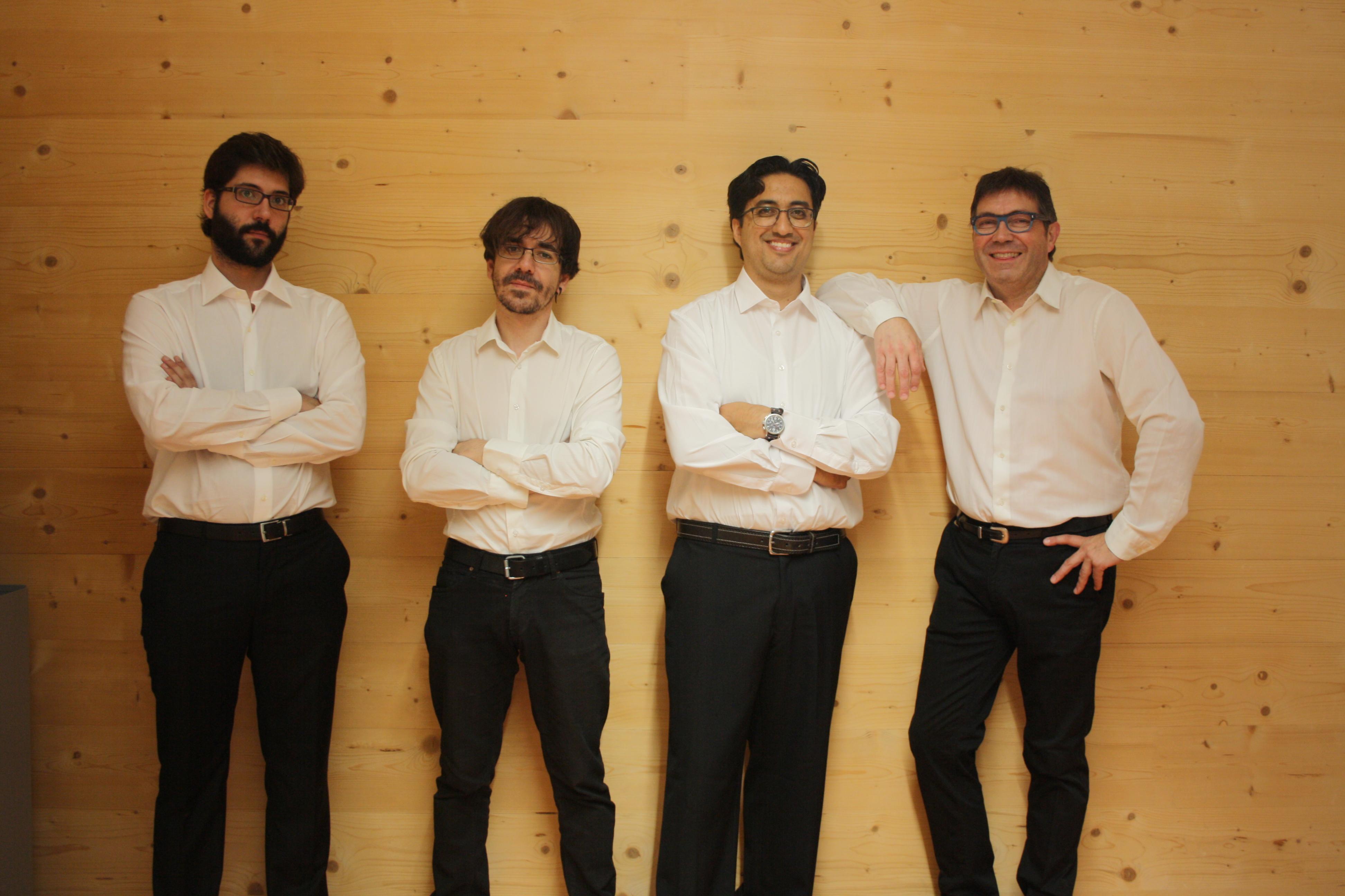 Classicjazz Quartet foto programa