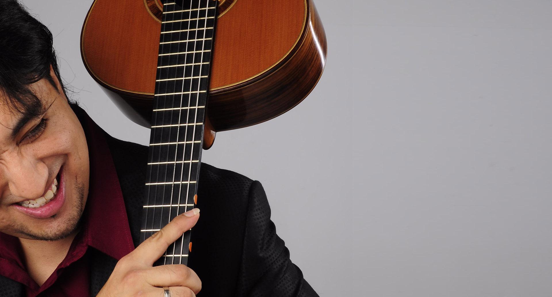 Juan Ramón Arceo Guitarrista